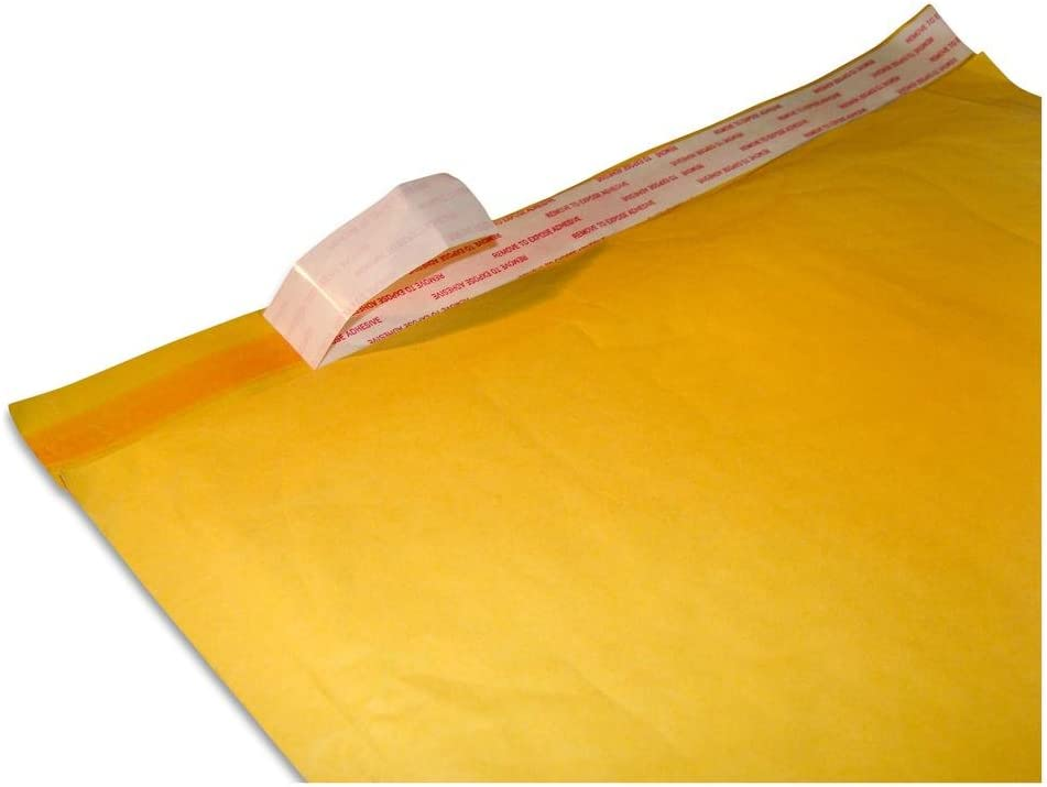 GE Kraft Bubble Mailer Max 65% OFF Padded 000 Qty 500 4