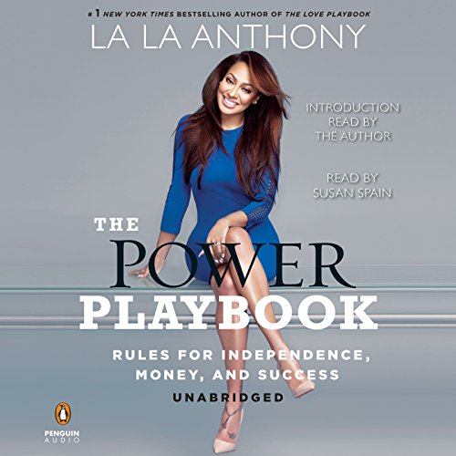 The Power Playbook audiobook cover art