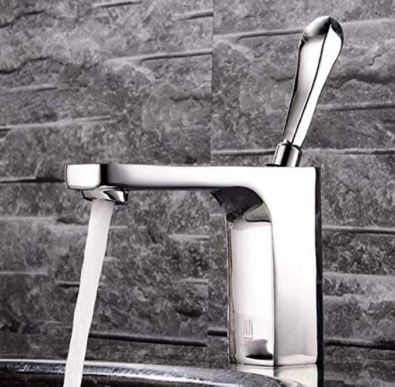 Brass Wall Faucet Chrome Brass Faucetbrass Basin Faucet Bathroom Water Tap Mixer
