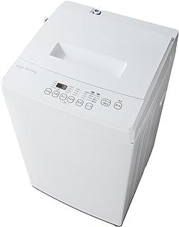 洗濯機 シンプラス simplus 全自動洗濯機 6kg ホワイト 風乾燥機能付 6.0kg 風乾燥 防カビ 抗カビステンレス槽 白 縦型