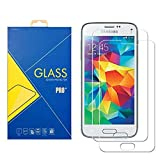 [2 Pack] Protector Cristal Vidrio Templado Samsung Galaxy J5 2015 ( SM-J500 / J500F / J500FN /...