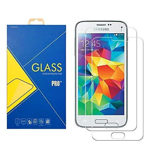 [2 Pack] Protector Cristal Vidrio Templado Samsung Galaxy J5 2015 ( SM-J500 / J500F / J500FN / J500F/DS ) – Pantalla Antigolpes y Resistente al Rayado