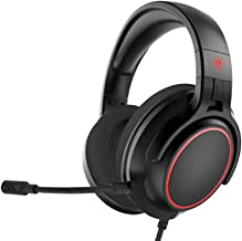 $26 » NUBWO N20 Stereo Gaming Headset with Detachable Noise Canceling Microphone and Memory Foam Earcups Works with PC, Mac, Xbox One, PS4, Nintendo Switch, iOS and Android