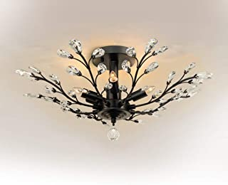 Best leaf ceiling light Reviews