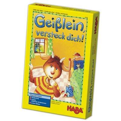 HABA Geißlein, versteck Dich!