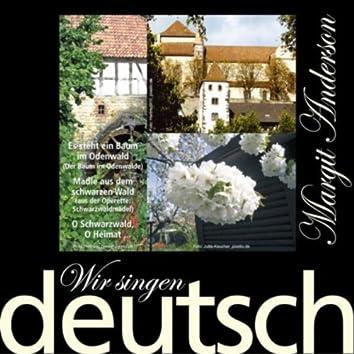 Wir Singen Deutsch - Waldlieder