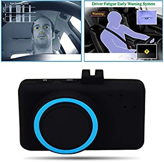 AKDSteel Car Fatigue Warning Alarm Device Head Up Driving Safe System Smart Anti Sleep Monitor