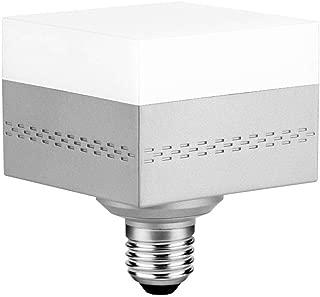 Led Light Bulbs,Home Lighting 30W(150-200 Watt Equivalent) E26/E27 3000Lumes Daylight Square Driveway Lights for Kitchen,Living Room,Corridor (Cold White)