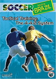 Soccer Made in Brazil: The 4-4-2 System