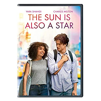 the sun is also a star dvd