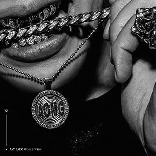 Jay Park [ Worldwide ] Album CD Packages Sealed K-POP