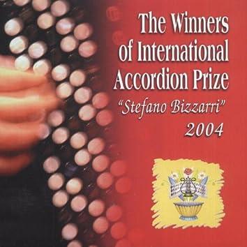 The Winner of International Accordion Prize Stefano Bizzarri 2004