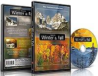 Relaxing Music Nature DVD - Seasons: Winter & Fall