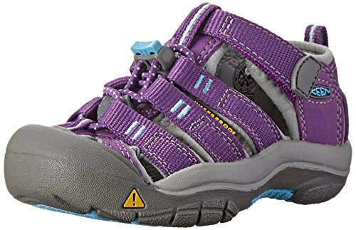 Keen Unisex-Kinder Newport H2 Sandalen Trekking-& Wanderschuhe, Purple Magic, Gr.- 37 EU