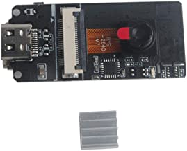 DIYmall M5Stack ESP32CAM Development Board ESP32 Camera Module OV2640 Camera with Type-C Grove Port and 3D WiFi Antenna for Arduino Raspberry Pi DIY