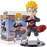 Huhu Romántico-Z 18cm Anime Naruto Shippuden Pain Pein Naruto Figura de acción de PVC Figura de acci...