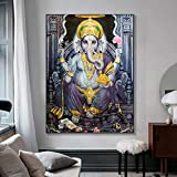 yaonuli Buda Arte Cartel Pintura Abstracta sobre Lienzo Pintura Animal póster e impresión Mural...