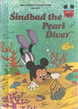 Sindbad the Pearl Diver - Book  of the Disney's Wonderful World of Reading