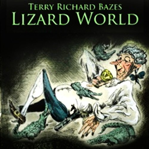 Lizard World cover art