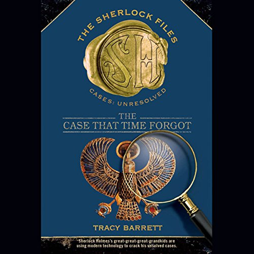 The Case that Time Forgot audiobook cover art