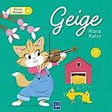 Kleine Musiker - Geige: Klara Katze
