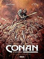 Conan le Cimmérien - La Citadelle écarlate de Luc Brunschwig