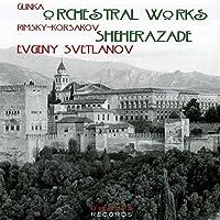 GRINKA/ ORCHESTRAL WORKS