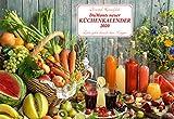 DuMonts neuer Küchenkalender 2020 - Broschürenkalender - mit Rezepten und Gedichten - Format 42 x 29 cm: Liebe geht durch den Magen - DUMONT Kalenderverlag