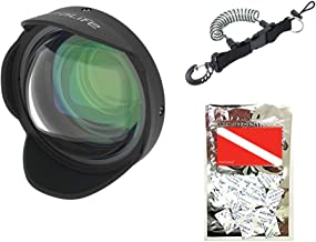 SeaLife 0.5X Wide Angle Dome Lens for DC2000 Essential Package by DiveCatalog