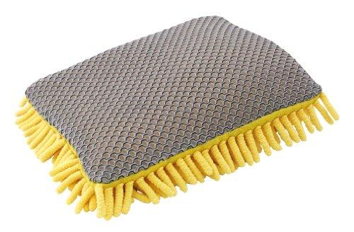Carrand 45135 2-in-1 Microfiber Chenille Wash Pad