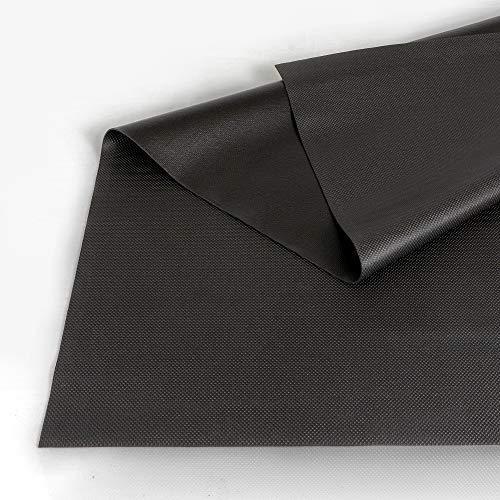 TRIBURG® Universal Anti Rutsch Schmutzmatte 120x100cm Zuschneidbar und Wasserdicht - Kofferraummatte | Antirutschmatte Auto | Antirutschmatte Schubladen | Kofferraum Schutzmatte
