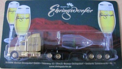 Ehringsdorfer Nr.12 - Trumpf ist ..... - Peterbilt - US Sattelzug mit Glas