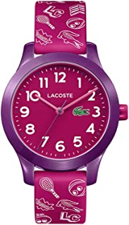2030012 Lacoste 12.12 Children Analog Red Casual Quartz Lacoste