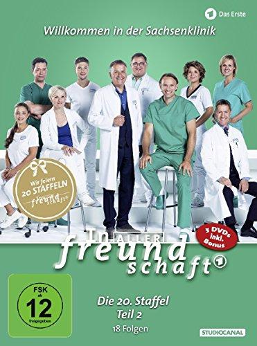 In aller Freundschaft - Die 20. Staffel, Teil 2 [5 DVDs]