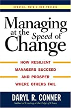 managing at the speed of change ebook