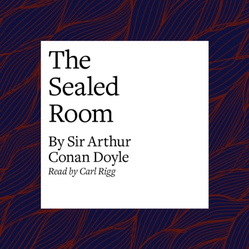 The Sealed Room audiobook cover art