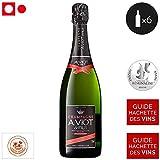 6 bouteilles • Champagne A. Viot & Fils Brut Sélection Champagne Blanc 6x75cl
