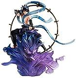Naruto Anime Doll Nine Tails & amp Uzumaki Naruto Gem Fengshen Naruto Thor Thor Sasuke Escultura Estatua Estatua Figura Figura Modelo Figura Figura 20cm Altura-A