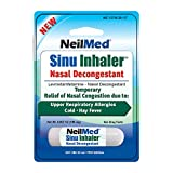 NeilMed Sinu Inhaler Nasal Decongestant - Pack of 6