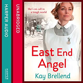 East End Angel                   By:                                                                                                                                 Kay Brellend                               Narrated by:                                                                                                                                 Annie Aldington                      Length: 10 hrs and 22 mins     32 ratings     Overall 4.7