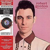 Robert Gordon With Link Wray - Cardboard Sleeve - High-Definition CD Deluxe Vinyl Replica by Robert Gordon