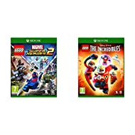 LEGO Marvel Superheroes 2 (Xbox One) & LEGO The Incredibles (Xbox One)