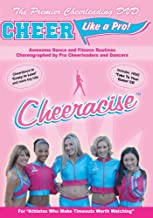 Cheer Like a Pro Instructional Cheerleading & Dance DVD by Cheeracise & Pom Pom Special