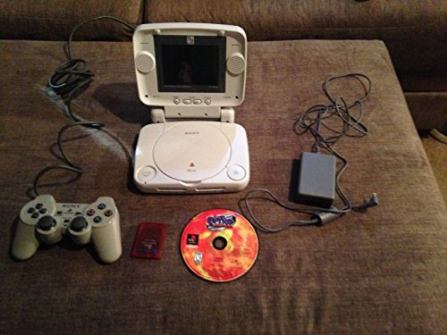 PS One & LCD Screen Combo