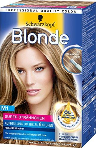 Blonde M1 Super Strähnchen, 3er Pack (3 x 133 ml)