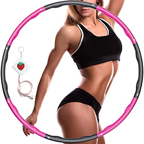 Hula Fitness Reifen Hula Fitness für Erwachsene & Kinder zur...