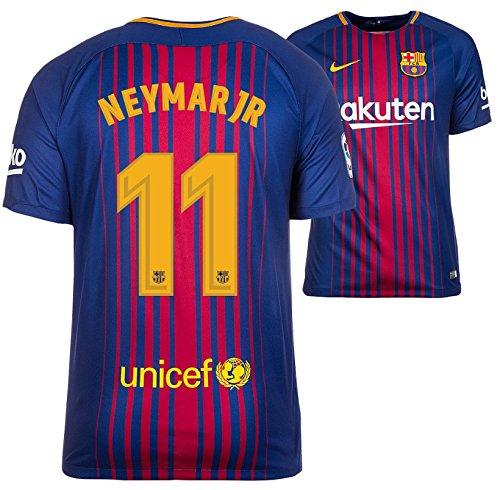 F.C. Barcelona Trikot Kinder 2017-2018 Home - Neymar Jr 11 (152)
