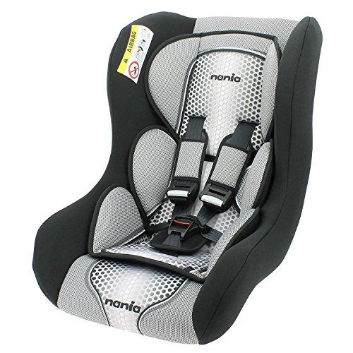 Seggiolino auto gruppo 0/1/2 da 0 a 25 kg - produzione 100% francese - riduttore neonato