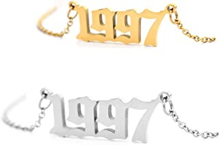 1997 coin necklace