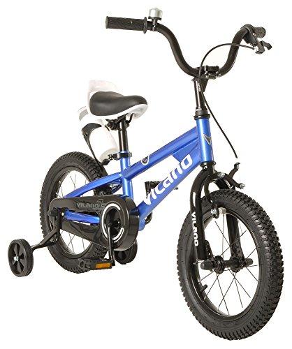 Vilano Boy's BMX Style Bike, Kids 16-Inch